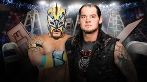 WWE TLC 2016, Baron Corbin, Kalisto