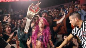 Sasha Banks, WWE Raw, November 28, 2016