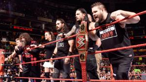 Team Raw, WWE Raw, November 14, 2016