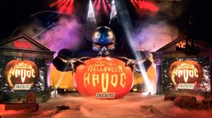 WCW Halloween Havoc set