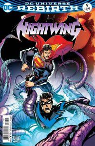 Nightwing #9, 2016