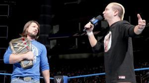 WWE Smackdown, December 6, 2016