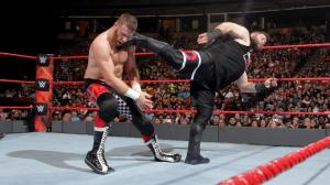 Kevin Owens, Sami Zayn, WWE Raw, December 5, 2016