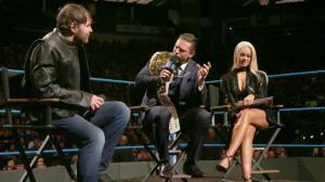 WWE Smackdown, December 6, 2016, Dean Ambrose, Miz, Maryse