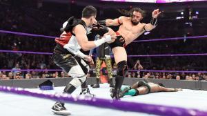 WWE Raw, December 19, 2016, TJ Perkins, Rich Swann