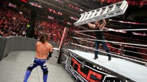 WWE TLC 2016, Dean Ambrose, AJ Styles
