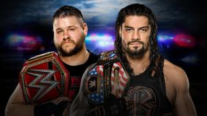 WWE Roadblock 2016, Kevin Owens, Roman Reigns
