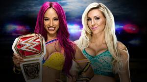 WWE Roadblock 2016, Sasha Banks, Charlotte Flair