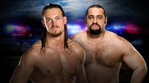 WWE Roadblock 2016, Big Cass, Rusev