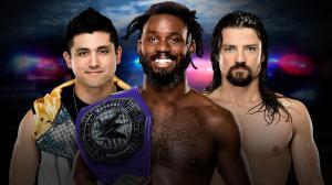 WWE Roadblock 2016, Rich Swann, Brian Kendrick, TJ Perkins