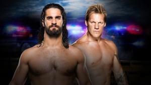 WWE Roadblock 2016, Seth Rollins, Chris Jericho