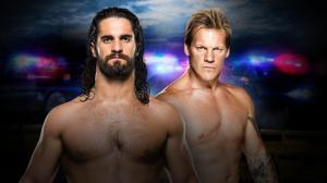 WWE Roadblock 2016, Seth Rollins, Chris Jericho