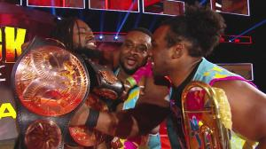 WWE Raw, December 12, 2016, New Day