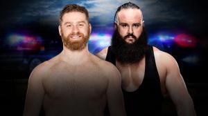 WWE Roadblock 2016, Sami Zayn, Braun Strowman