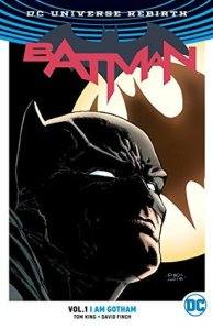 Batman, Vol. 1: I Am Gotham, cover