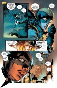 Batman #6, Ivan Reis, Gotham Girl