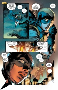 Batman #6, Ivan Reis, Gotham Girl