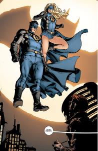 Batman #2, Gotham, Gotham Girl, David Finch