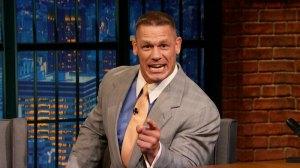 John Cena, NBC