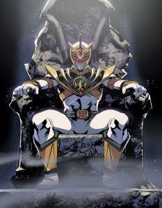 Mighty Morphin Power Rangers #9, Black Dragon