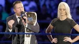 The Miz, Maryse, WWE Smackdown, January 3, 2016