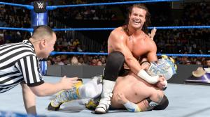 Dolph Ziggler, Kalisto, WWE Smackdown, January 10, 2017