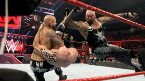Luke Gallows and Karl Anderson, WWE Raw, January 16, 2017