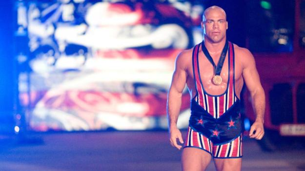 Kurt Angle, WWE