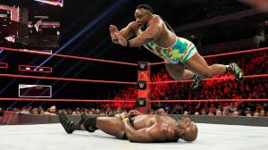WWE Raw, January 16, 2017, Big E., Titus O'Neil