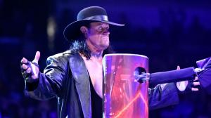 The Undertaker, WWE Raw, January 9, 2017
