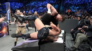 Dean Ambrose, WWE Smackdown, January 24, 2017