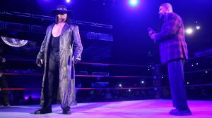The Undertaker, Mick Foley, January 17, 2017