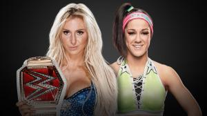 WWE Royal Rumble 2017, Charlotte Flair, Bayley