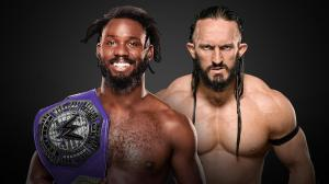 Rich Swann vs. Neville, WWE Royal Rumble 2017