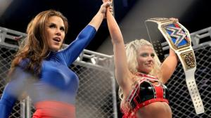 Mickie James, Alexa Bliss, WWE Smackdown, January 17, 2017