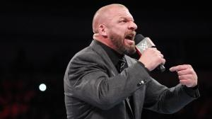 Triple H, WWE Raw, January 30, 2017