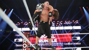 John Cena, WWE Royal Rumble 2017