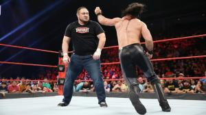 Samoa Joe, WWE Raw, January 30, 2017