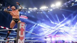 Randy Orton, WWE Royal Rumble 2017