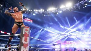 Randy Orton, WWE Royal Rumble 2017