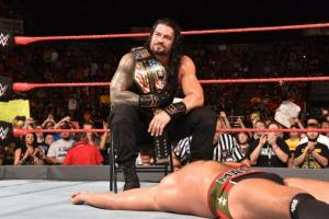 Roman Reigns, United State Champion