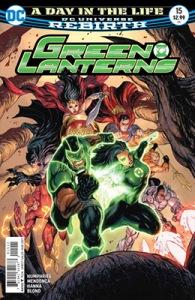 Green Lanterns #15, 2017