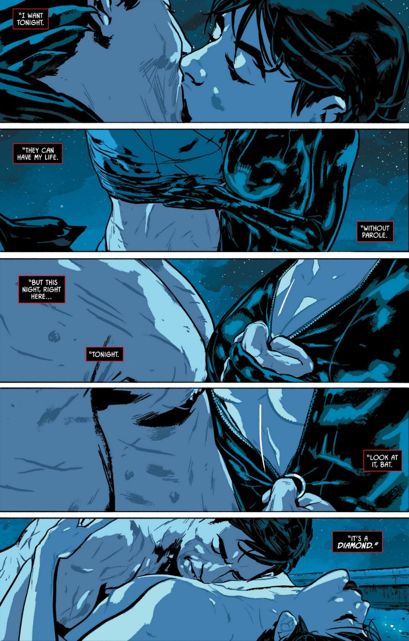 photos de sexe Cartoon Batman maman sommeil porno