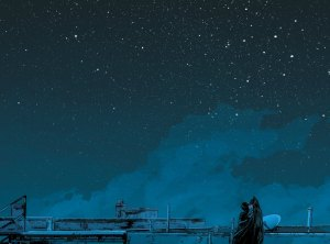 batman #14, Mitch Gerads, two-page spread