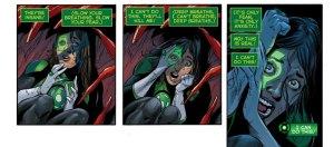 green-lanterns-5, Jessica Cruz