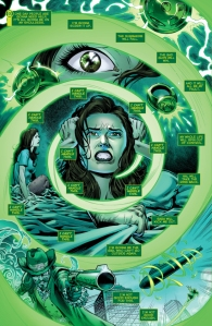 Green Lanterns #15, anxiety attack