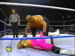 Bret Hart vs. Vader, WWE January 6, 1997