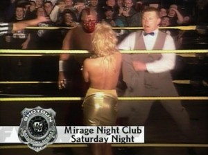 Terri Runnels, flash, Shotgun Saturday Night