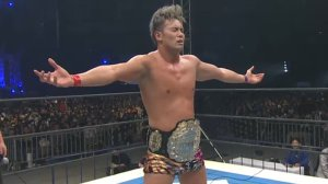 Okada, Wrestle Kingdom 11