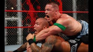 Randy Orton vs. John Cena